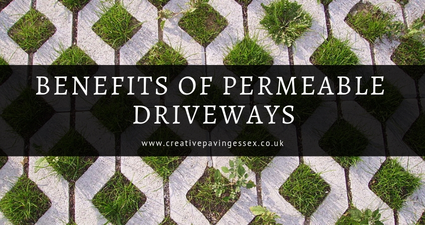 Benefits of Permeable Driveways