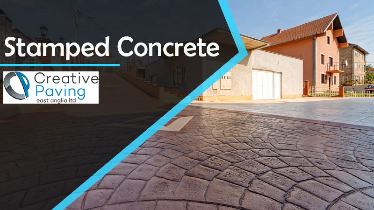 Stamped Concrete Pros And Cons Creative Paving Essex Blog
