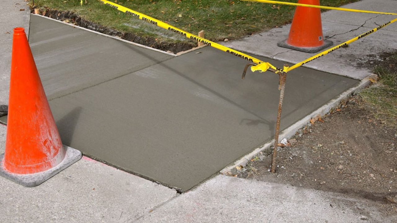 Concrete Driveway Repair And Restoration In Essex