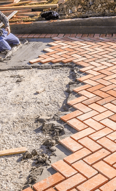 block paving patterns essex
