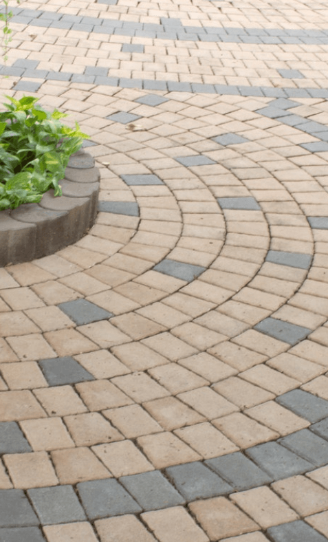 types of block paving essex
