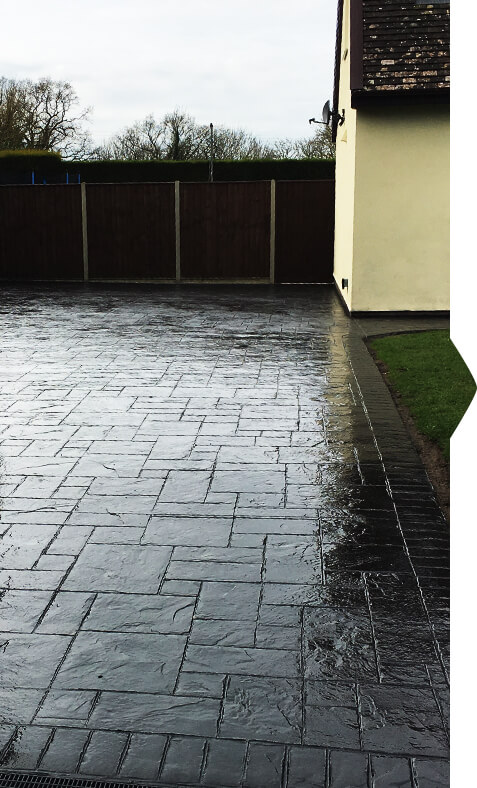 Driveway Specialists Colchester, Essex- Patio Ideas Essex